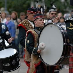 Moscow & District Pipe Band Фото3